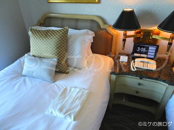 横浜ロイヤルパークホテル ベッドルーム
