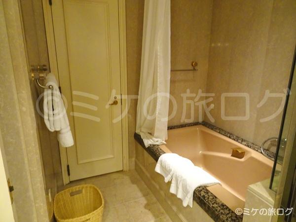 横浜ロイヤルパークホテル バスルーム