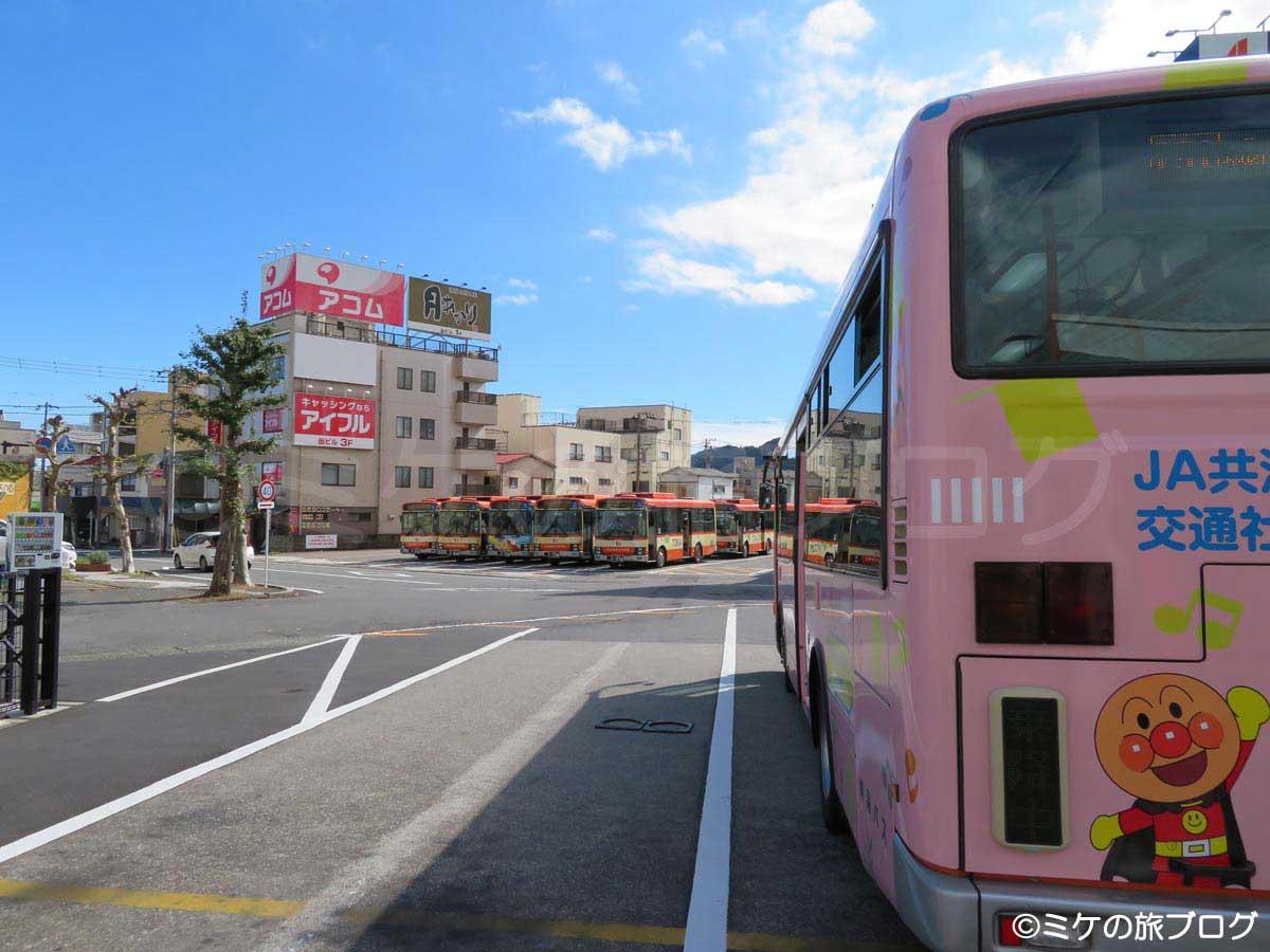 伊東駅前東海バスのバス停